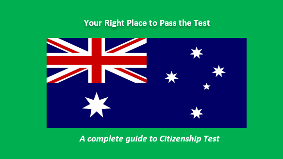 graphic relating to Printable Citizenship Test Multiple Choice referred to as Absolutely free Australian Citizenship Prepare Verify - (Current for 2019)